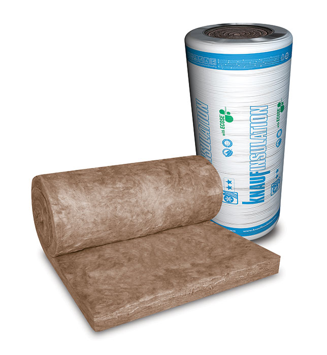 KNAUF INSULATION NATUROLL PLUS 100mm STEKLENA VOLNA