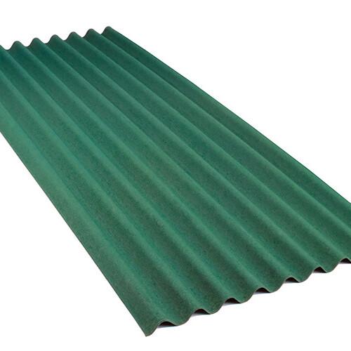valovita bitumenska plosca zelena topdom 1 uai