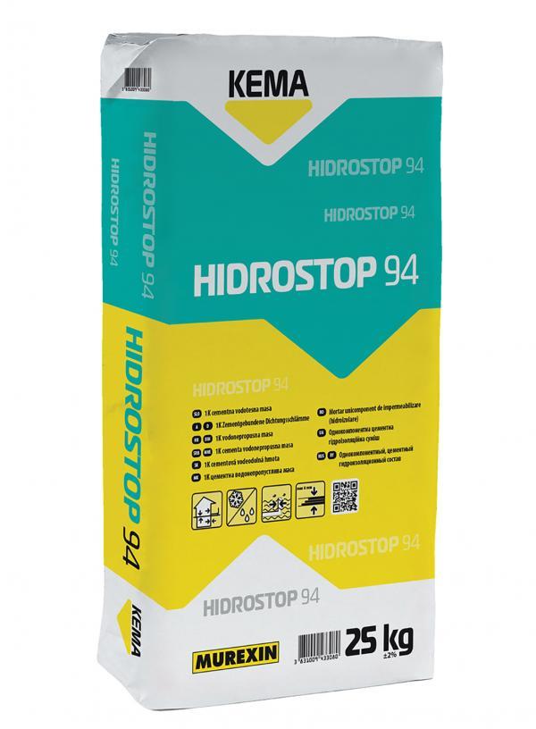 vodotesna masa hidrostop 94 kema 1