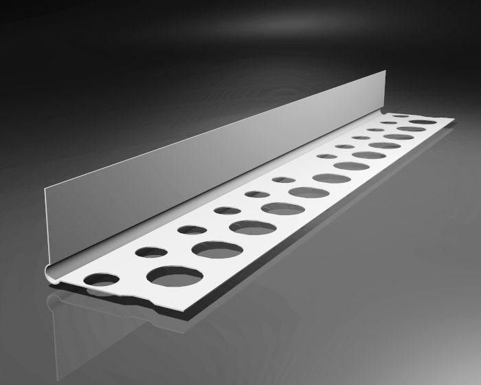 ZAKLJUČNI VOGALNI PROFIL PVC LIKOV G-LPU 12x22mm, 3m