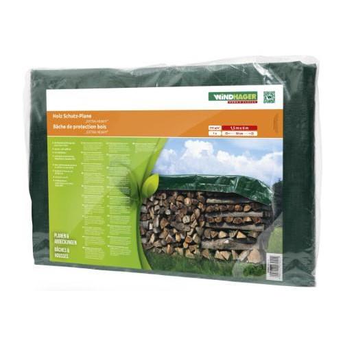 zascitna ponjava za drva zelena mocna 210g m2 topdom 3