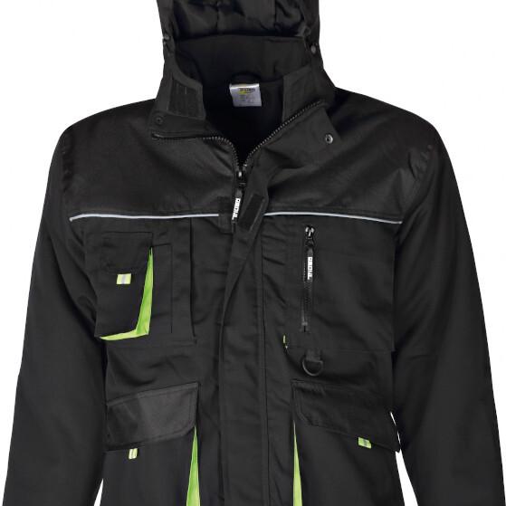 zimska jakna s kapuco power triuso 1 uai
