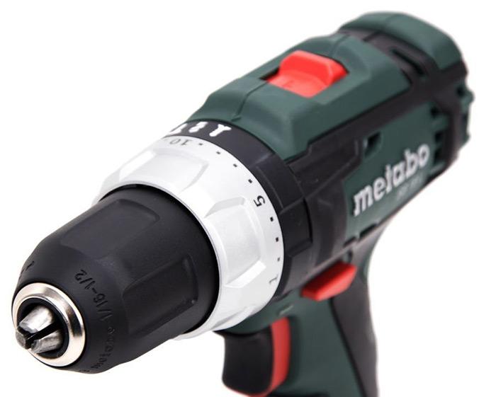 baterijski vrtalnik vijacnik metabo sb 18 l set topdom 2