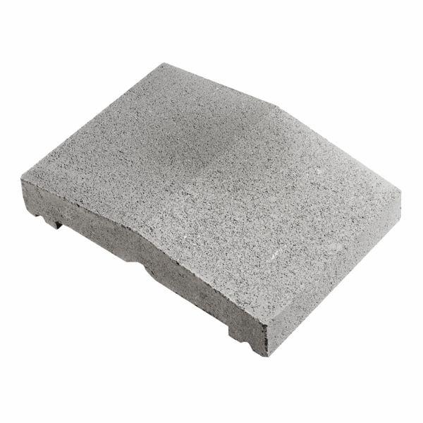 betonska kapa kograd igem siva topdom