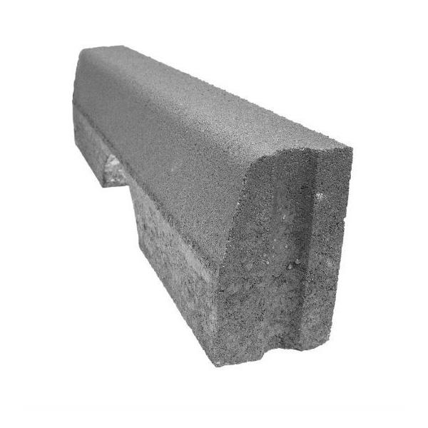 cestni betonski robnik oblak poseven odtocni 15 25 siv topdom