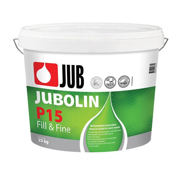 izravnalna masa jubolin p15 fill fine 25kg topdom