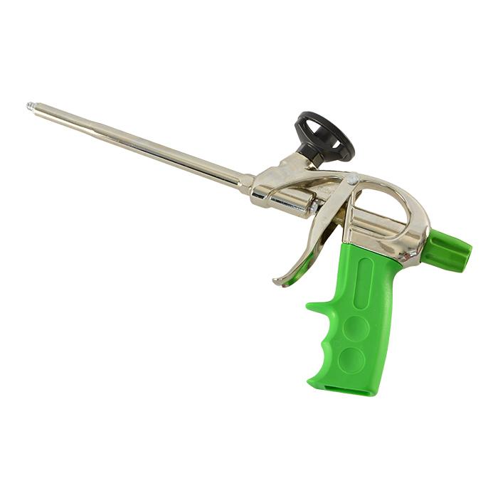 pistola za pu peno mva 1 zelena topdom