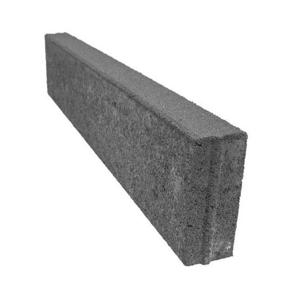 vrtni betonski robnik oblak ravni 8 20 siv topdom