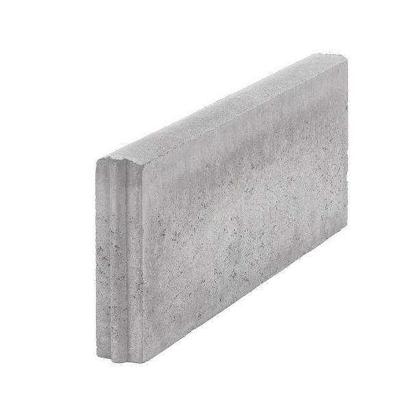 vrtni betonski robnik semmelrock polkrozen topdom
