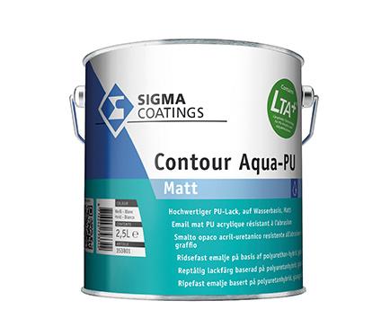Emajl Sigma Contour Aqua PU Matt