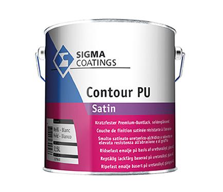 Emajl Sigma Contour PU Satin