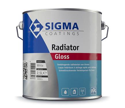 Emajl za radiator Sigma Radiator Gloss