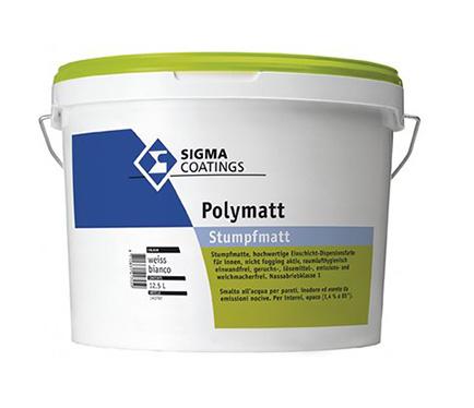 Notranja zidna barva Sigma Polymatt