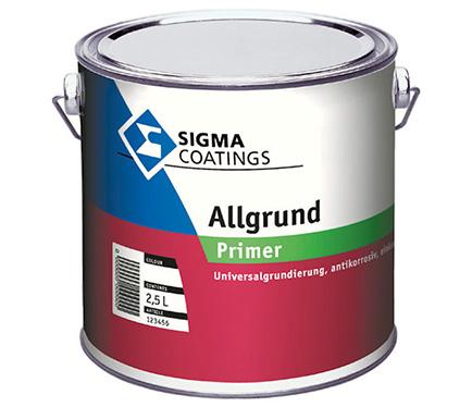 Protikorozijski temeljni premaz Sigma Allgrund Primer