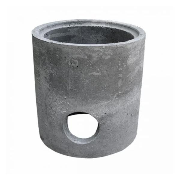 betonska cev z odtočno odprtino gorec fi 40 50 cm topdom