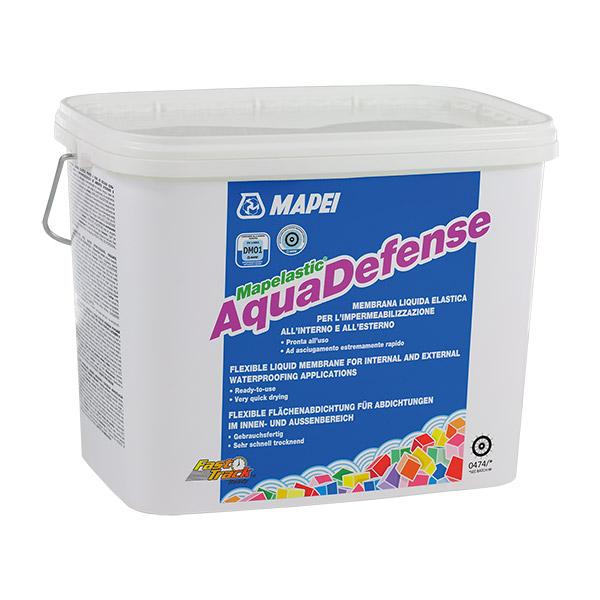 tesnilna membrana mapei mapelastic aquadefense 7.5kg topdom