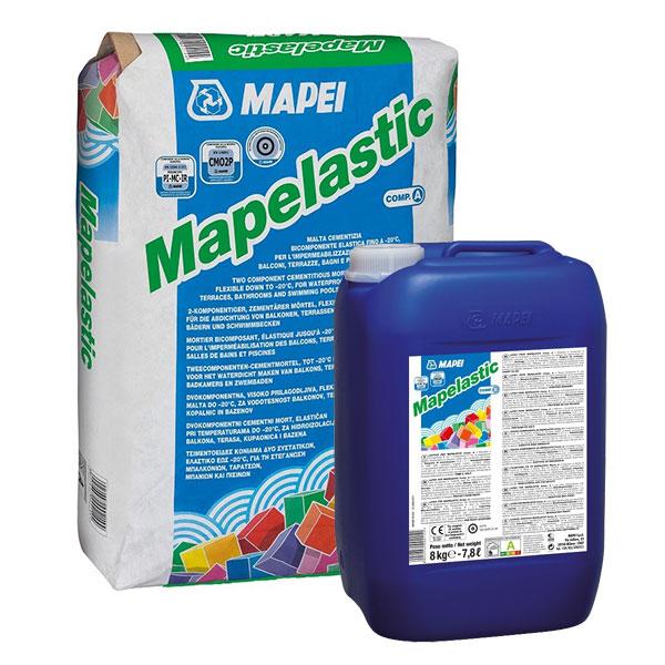 vodotesna masa mapei mapelastic a in b komponenta topdom