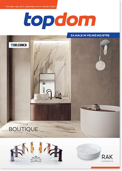 TOPDOM Katalog kopalnic sept 2020 ikona