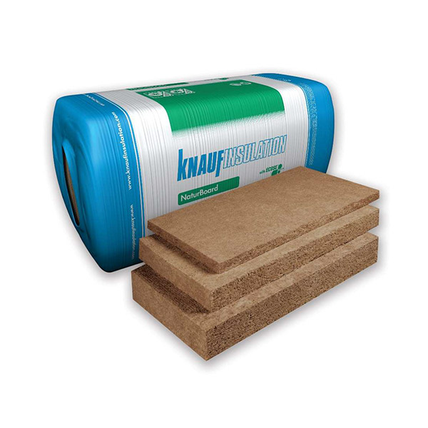 KNAUF INSULATION NATURBOARD FIT 120mm KAMENA VOLNA