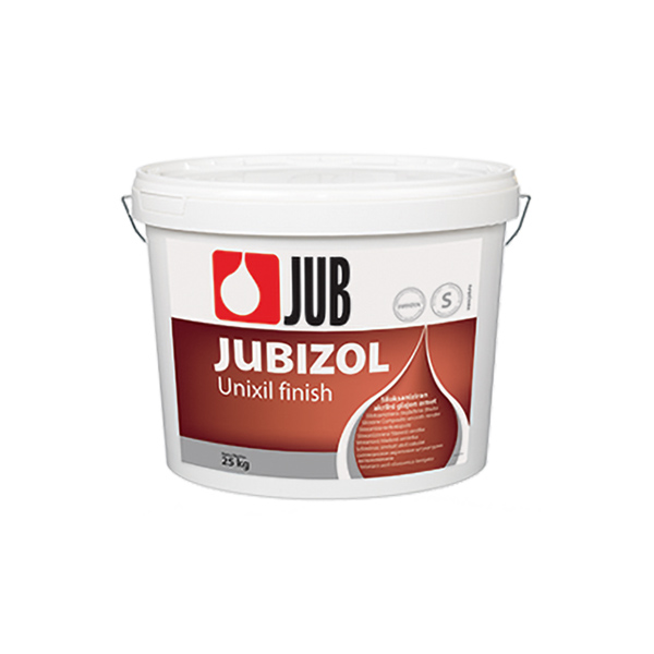 JUBIZOL UNIXIL FINISH S 1,5mm,25kg FASADNI OMET
