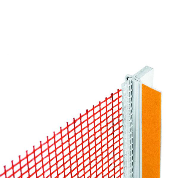 prikljucna letev za roletna vodila baumit rolladenanschlussprofil topdom