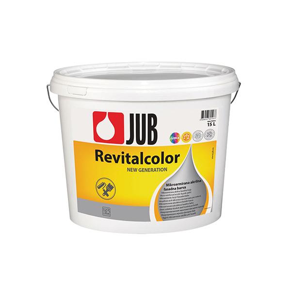 akrilna fasadna barva jub revitalcolor topdom