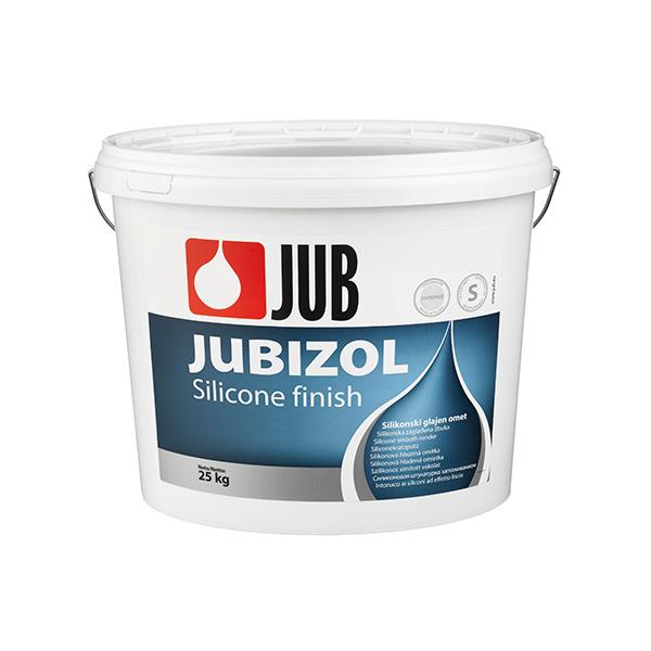dekorativni silikonski omet jubizol silicone finish s topdom