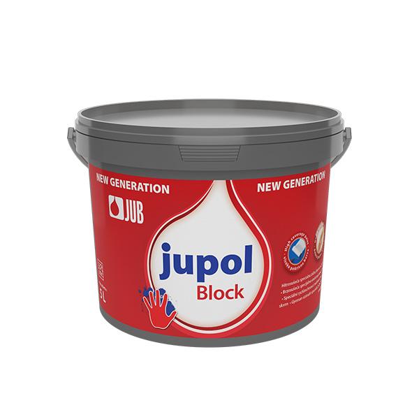JUPOL BLOCK 5l NOTRANJA ZIDNA BARVA, JUB