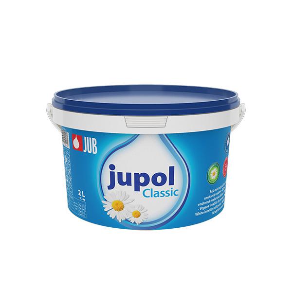 JUPOL CLASSIC 2l NOTRANJA ZIDNA BARVA, JUB