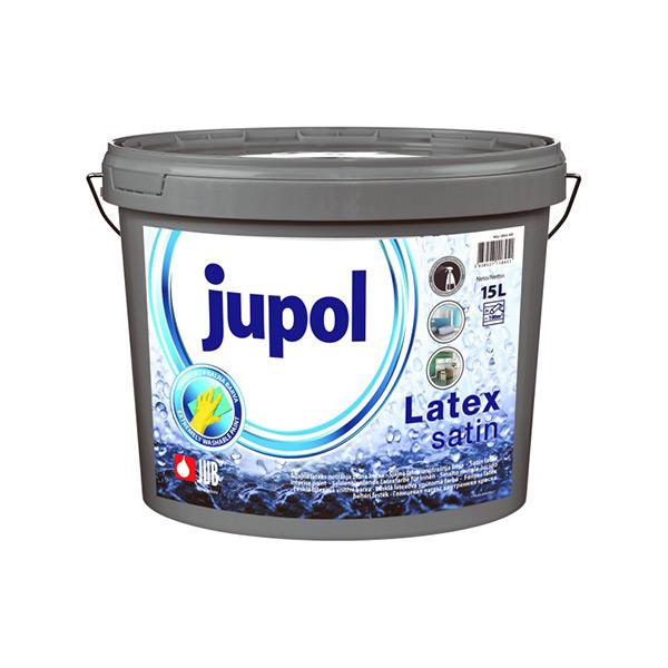 JUPOL LATEX SATEN 5l ZIDNA BARVA, JUB