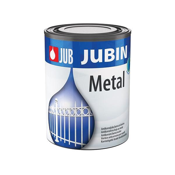 premaz za kovino jub jubin metal topdom