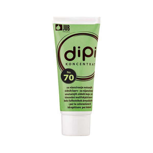 sredstvo za niansiranje jub dipi koncentrat pistacija 70 topdom