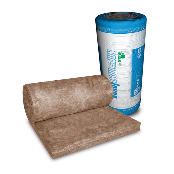 KNAUF INSULATION UNIFIT 037 200mm STEKLENA VOLNA