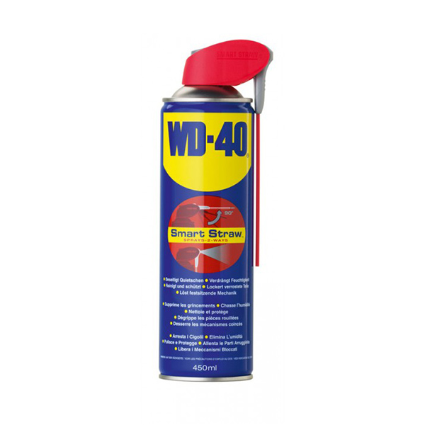 wd 40 smart straw 450ml topdom
