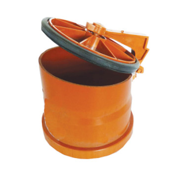 ŽABJI POKROV PVC fi160mm