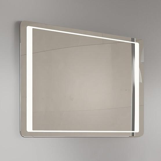 pravokotno ogledalo z led osvetlitvijo spr101 topdom uai