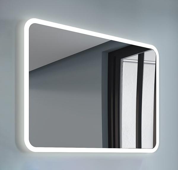 pravokotno ogledalo z led osvetlitvijo spr203 topdom