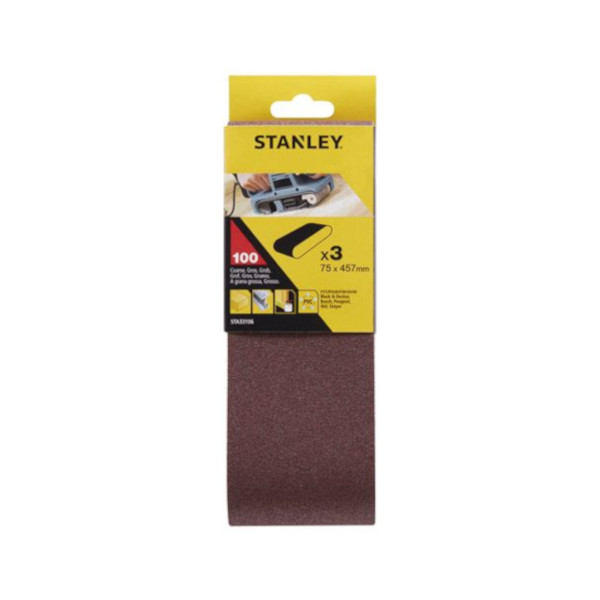 BRUSNI TRAK STANLEY 75×457 G100 3kos