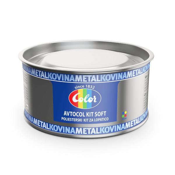 COLOR AVTOCOL KIT SOFT 0.5kg TOPDOM