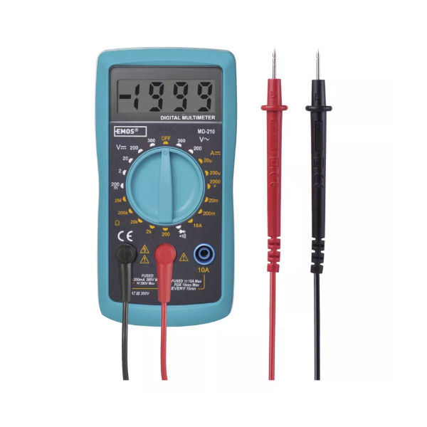 DIGITALNI MULTIMETER EM391 TOPDOM 1
