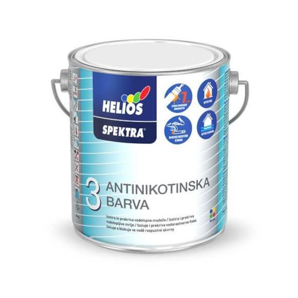 SPEKTRA ANTINIKOTINSKA BARVA 0.75l BELA TOPDOM