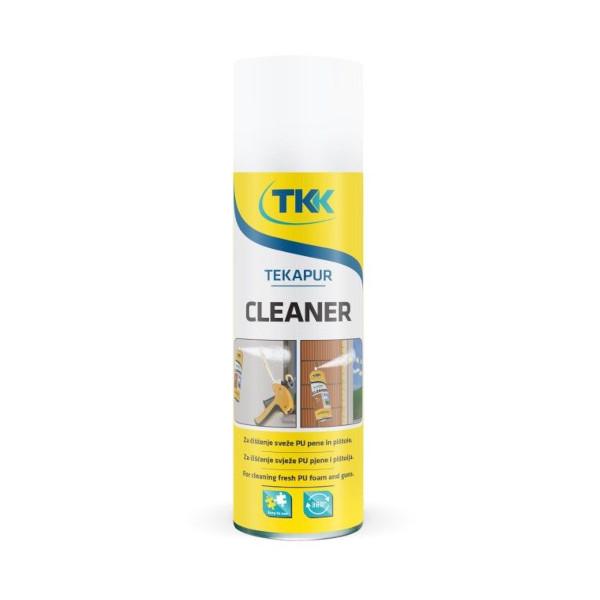 TEKAPUR CLEANER 500ml CISTILO ZA PU PENO TOPDOM