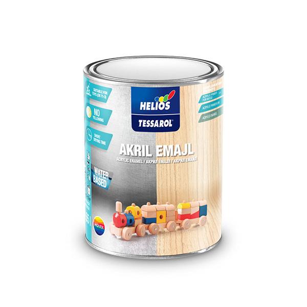 tessarol akril emajl pokrivni premaz za kovino helios topdom