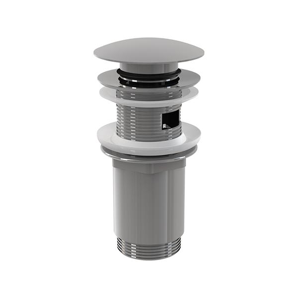 zgornji del sifona za umivalnik click clack pokrivni cep fi66 obnova