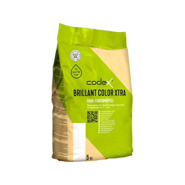 BARVNA FUGIRNA MASA BRILLANT COLOR XTRA CODEX TOPDOM