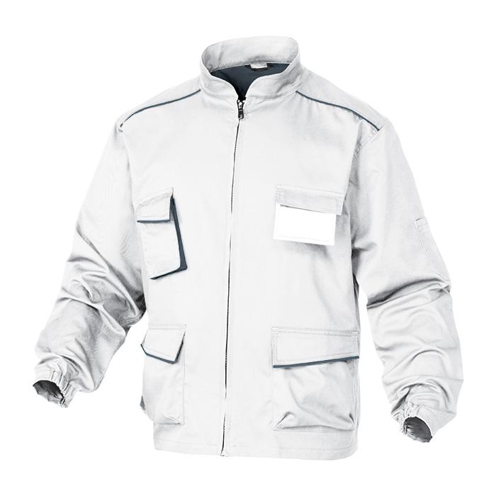 delovna jakna WHRM6VESBC bela obnova