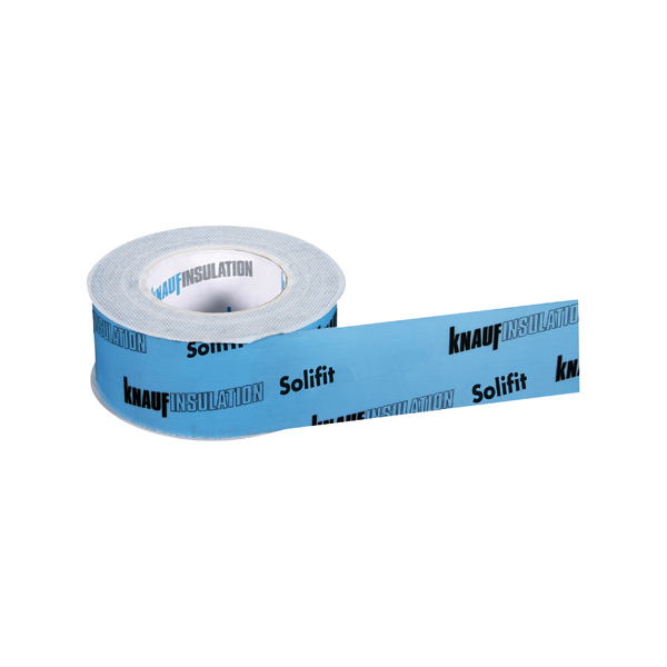 HOMESEAL LDS SOLIFIT 1 60mm x 25m LEPILNI TRAK ZA TESNITEV, KNAUF INSULATION