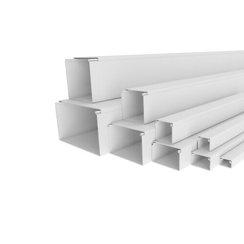 NADOMETNI INŠTALACIJSKI PVC KANAL 17x15mm 2m
