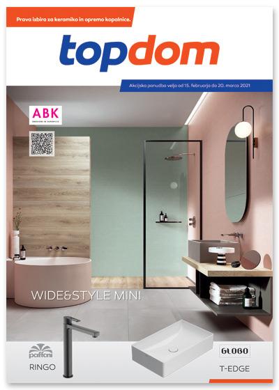 topdom akcijski katalog kopalnic feb 2021 ikona