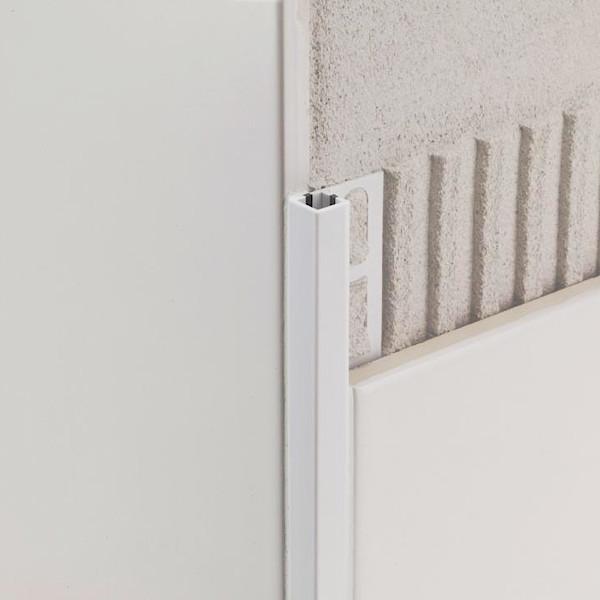 KVADRATEN PROFIL ZQP 10 PVC 270cm BEL PROFILPAS TOPDOM